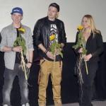 Gwiazdy na premierze nowego filmu o Asterixie