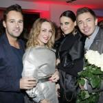 Horodyńska, Żukowska i Brodka na urodzinach magazynu Elle