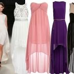 Sylwestrowy hit: sukienki o nieregularnej długości