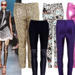 HIT na imprezę: kolorowe legginsy z polskich sklepów
