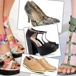 Przegląd wiosennych trendów: Buty