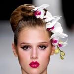 8 wyjątkowych fryzur ślubnych na lato 2013