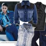Wiosenny przegląd dżinsowych kurtek i kamizelek