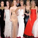 Wybieramy najlepiej wyglądające gwiazdy Oscarów 2013