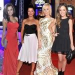 Stylowe gwiazdy na imprezie Playboy'a