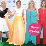 Gwiazdy w letnich stylizacjach na Warsaw Fashion Street