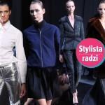 Pokaz Mariusza Przybylskiego: 5 rzeczy, które będą modne jesienią 2013