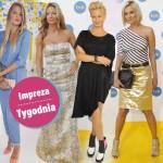 Gwiazdy TVN na konferencji prasowej