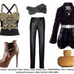 Modny trend: barok w stylizacjach
