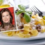 Anna Maruszeczko poleca: Pappardelle z borowikami