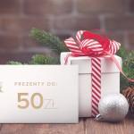 prezenty świąteczne poniżej poniżej 50 zł