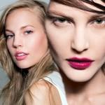 Najmodniejsze makijaże na wiosnę 2014!