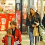 Małgorzata Rozenek w szale świątecznych zakupów