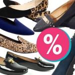 20 par płaskich butów z wyprzedaży idealnych na wiosnę