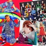 Szaleńtwo kolorów w wiosennych kolekcjach
