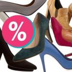 Wiosenne przygotowania: 25 par butów na obcasie z wyprzedaży