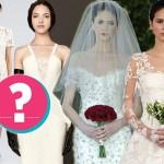 7 najmodniejszych krojów sukien ślubnych na sezon 2014