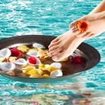 3 ziołowe kąpiele dla stóp - zwalcz uczucie zmęczenia!