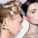 Najmodniejsze wiosenne ozdoby do włosów