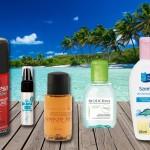 Miniaturowe kosmetyki idealne na wakacje!