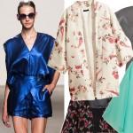 Tej wiosny nie możesz zapomnieć o modnym kimonie