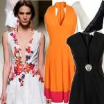 Przegląd letnich sukienek z głębokim dekoltem