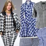 Modne wzory: piknikowa krata hitem sezonu