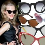 Kobieco i sexy! 30 modeli  kocich okularów na lato