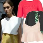Must-have fashionistek: neoprenowe ubrania