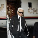 Karl Lagerfeld: Jedź ostrożnie