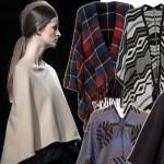 Must-have na początek jesieni: peleryny i poncza