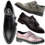 Coś dla trendsetterek: buty typu monk-strap