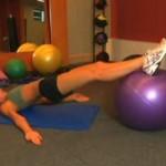 Ćwiczenia na wzmocnienie kręgosłupa - video