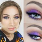 Makijaż dla brązowych oczu krok po kroku