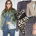 Look zainspirowany jesiennym pokazem Gucci