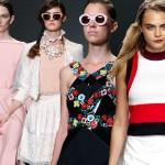 Wiosenne trendy podczas London Fashion Week