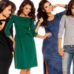 Przegląd modnych sukienek z kolekcji Nommo