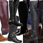 Przegląd modnych oficerek z jesiennych kolekcji