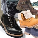 25 par modnych traperek na zimę 2015