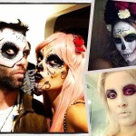 Makijaż na Halloween - makijaż gwiazd