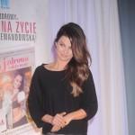 Anna Lewandowska na promocji swojej książki!