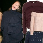 Dla urozmaicenia stylizacji: ekstrawaganckie swetry