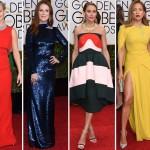 Wybieramy najlepiej ubraną gwiazdę Złotych Globów 2016