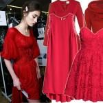 26 czerwonych sukienek na świąteczne imprezy. Ceny od 49 złotych