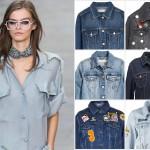 #ListaZakupów: 17 szałowych kurtek dżinsowych