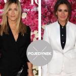 Piękna po 40-tce, czyli Aniston i Roberts pokazują nogi