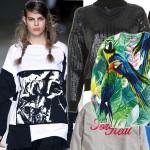 Sportowy szyk, czyli 27 ultra modnych bluz na zimę