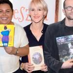 Które gwiazdy wydały książkę w 2014 roku?
