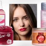 Różane kosmetyki to najnowszy kosmetyczny hit!