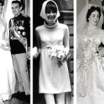 Najsłynniejsze suknie ślubne wszech czasów